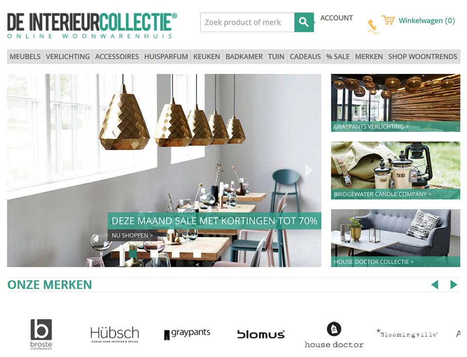 DoorDeBomenHetBos.nl | webshop De Interieurcollectie